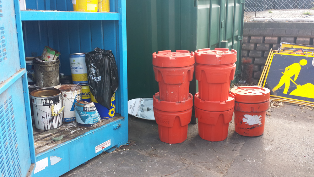 chemical waste Household chemical cleanout the safe way to dispose of potentially hazardous household chemicals is at a household chemical cleanout event these.